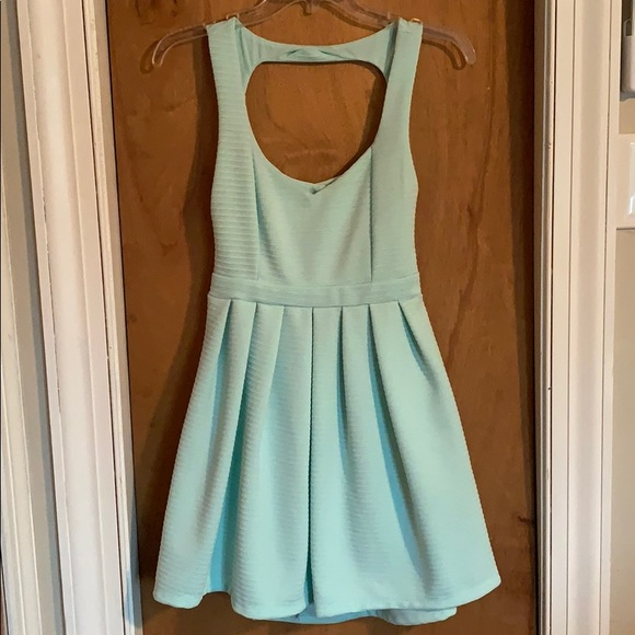 Poof Couture Dresses & Skirts - Backless Mini Dress